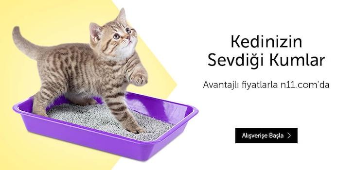 Özel Fiyatlarla Kedi Kumları