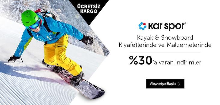 Kayak & Snowboard Kıyafetleri