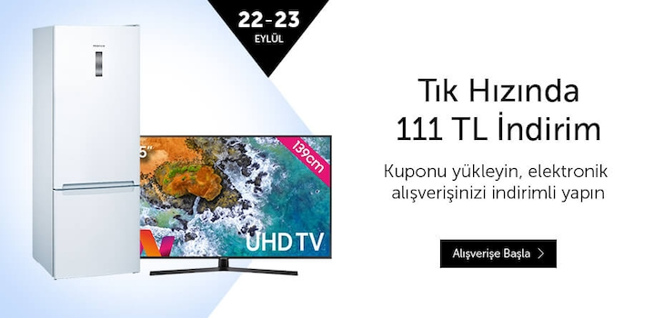 111 TL Kupon
