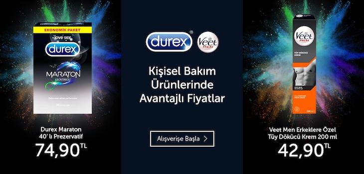 Durex&Veet&Scholl