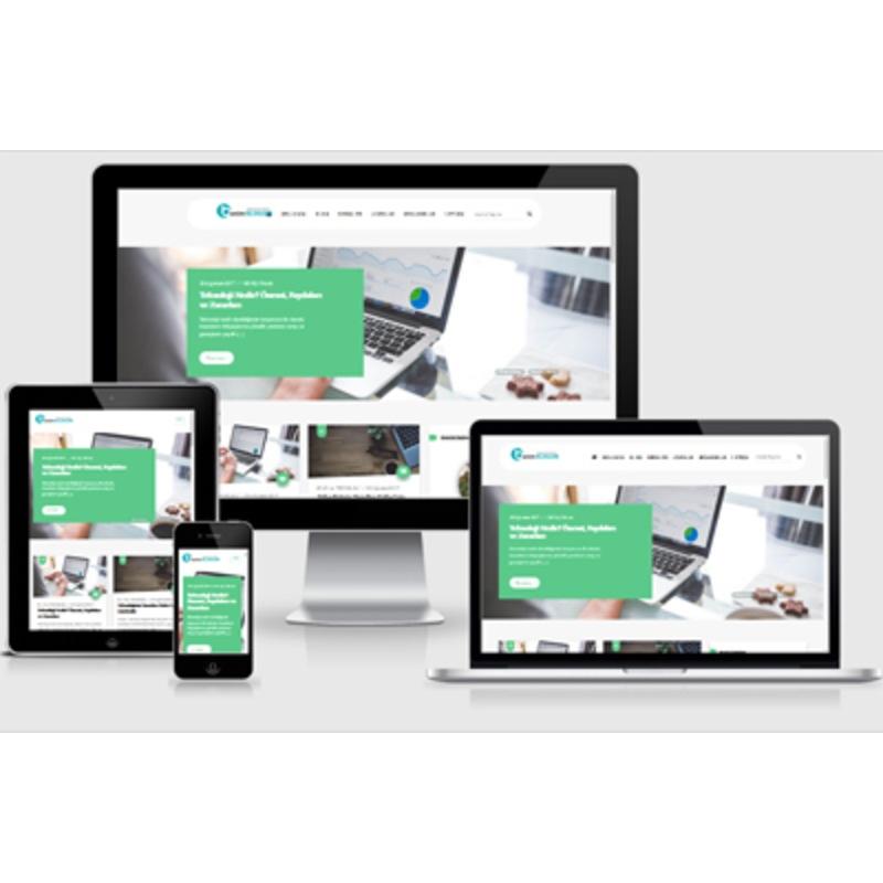 kişisel blog web sitesi - hızlı ve mobil uyumlu