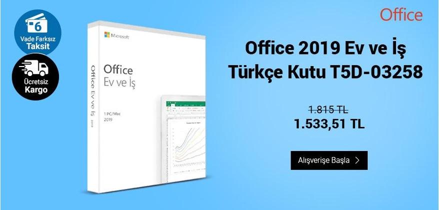 MS Office Kampanya
