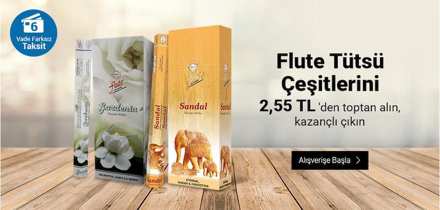 Flute Tütsü Çeşitleri