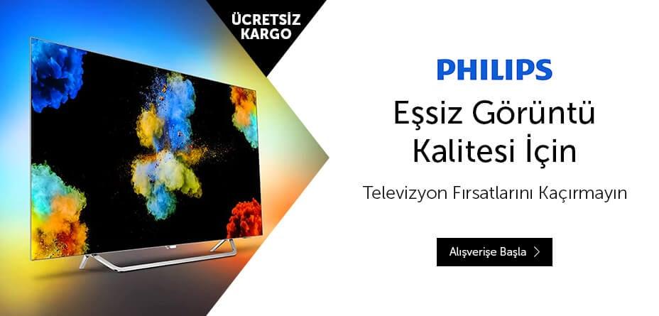 Philips TV Kampanyası