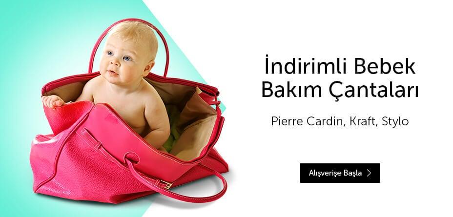 İndirimli Bebek Bakım Çantaları