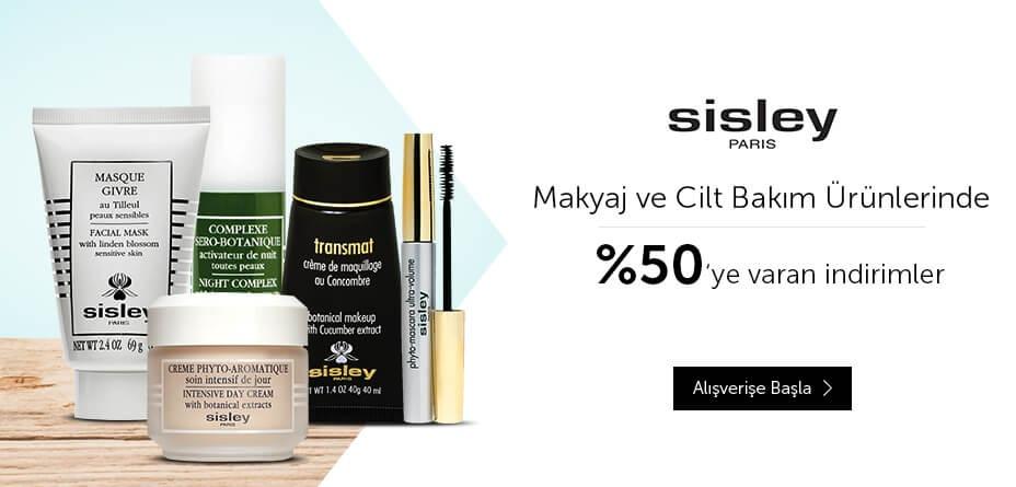 Sisley kozmetik indirim fırsat kampanya