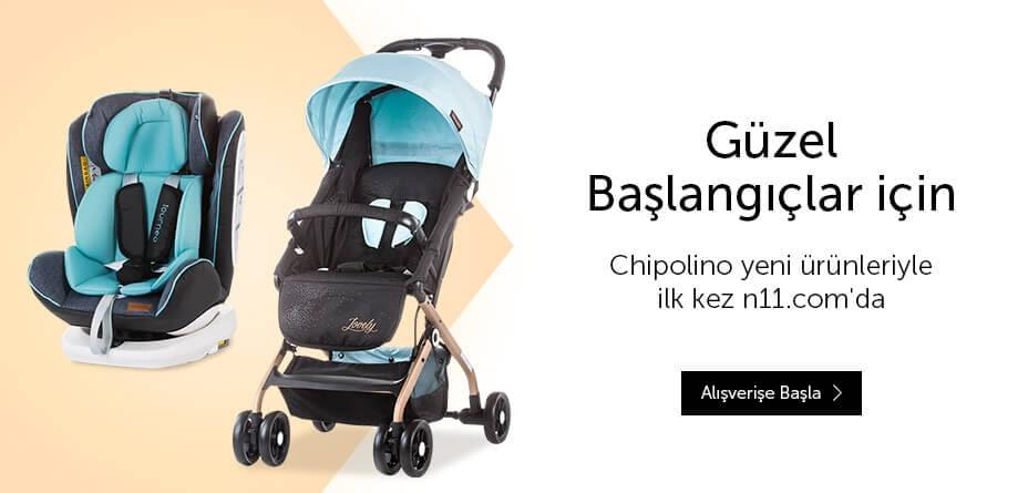 Chipolino Bebek Arabası Telsizi Beşik