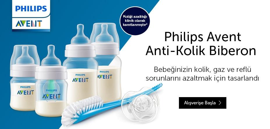 Philips Avent anti-kolik Biberon emzik
