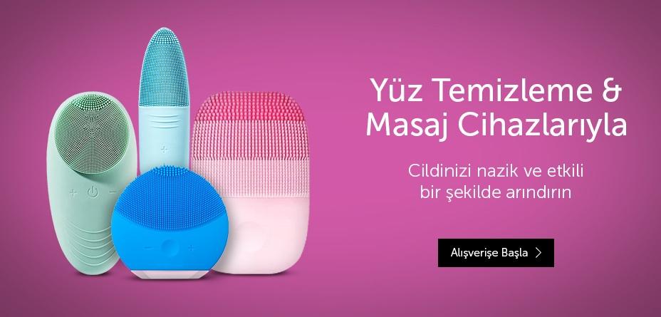 Yüz temizleme cihazları