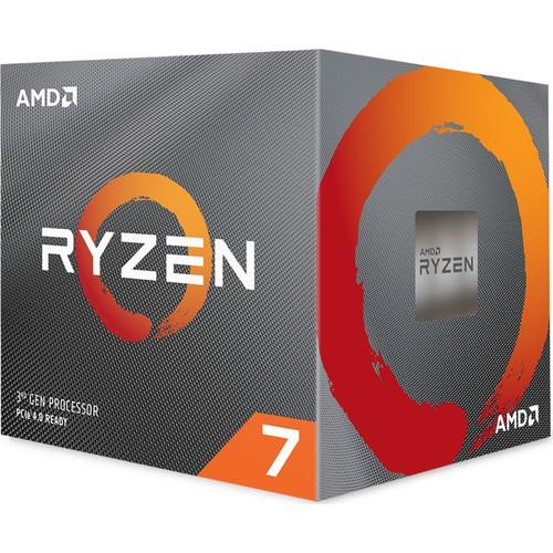 AMD Ryzen 7 3700X 3.6 GHz AM4 32 MB Cache 65 W işlemci Ultra Çalışma Performansı