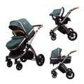 Travel Sistem Bebek Arabası ile Bebekli Gezintilerinizde Konforu Yakalayın