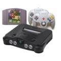 Nintendo 64 Oyun Konsolu Kullanıcılarına Eğlenceli Vakitler Sunuyor