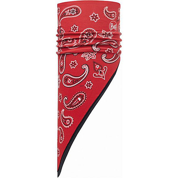 Cashmere Red Polar Bandana Buff