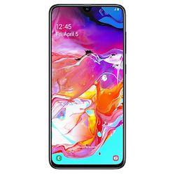 Samsung A70 128 GB (A705) Coral: 6.7 inç Ekran Deneyimi