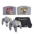 Nintendo 64 Kullanıcılarına Güven Veriyor