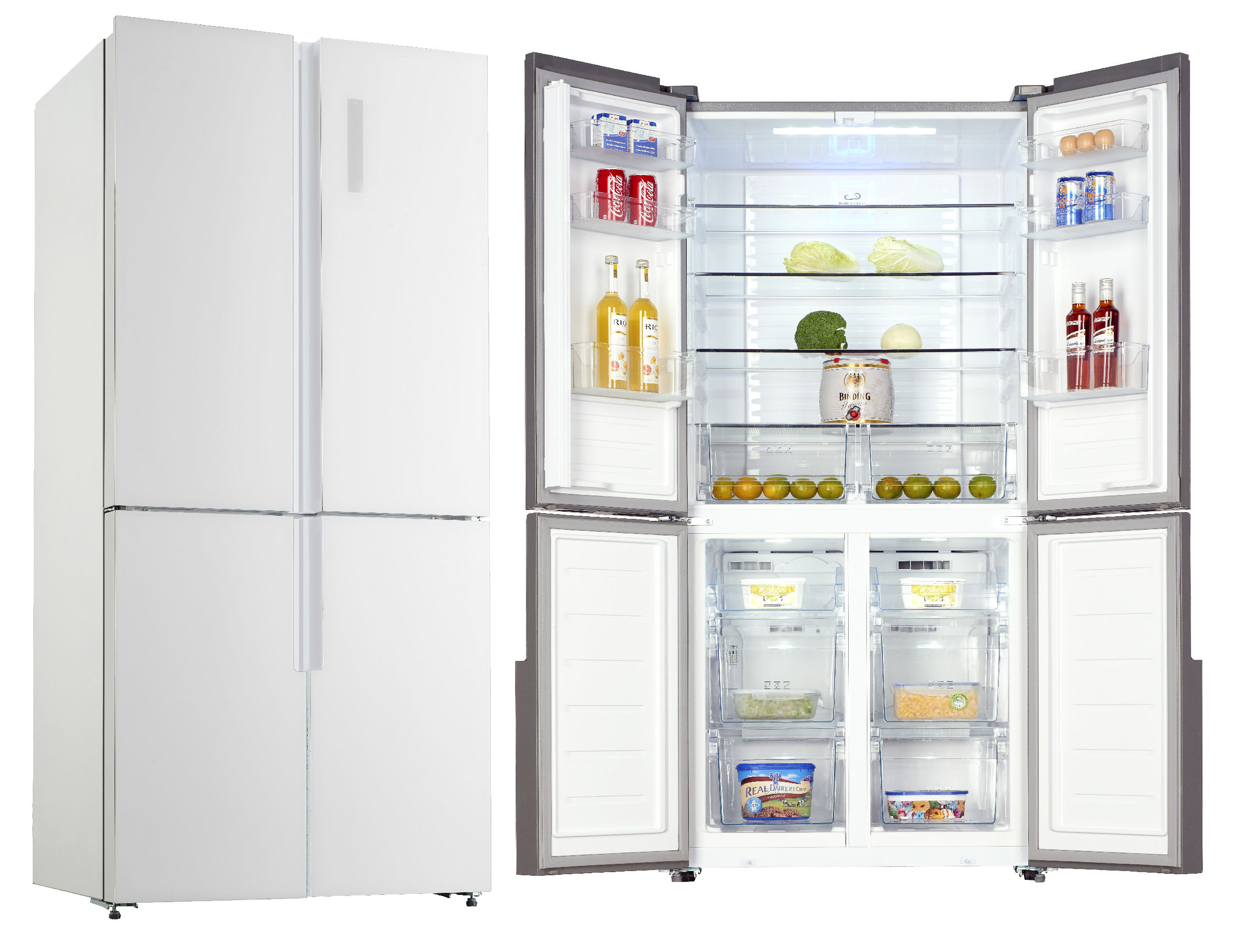 Yer Kaplamayan Silverline Buzdolabı Modelleri