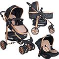 Hangi Beneto Bebek Arabası Modeli Tercih Edilmeli?