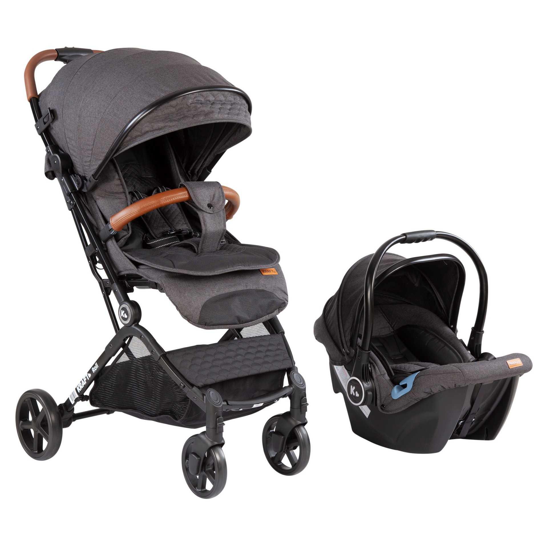 Travel Sistem Bebek Arabası ile Dört Mevsim Kullanım