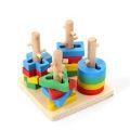 Ahşap Oyuncak Modelleri ile Eğitici Ürünler
