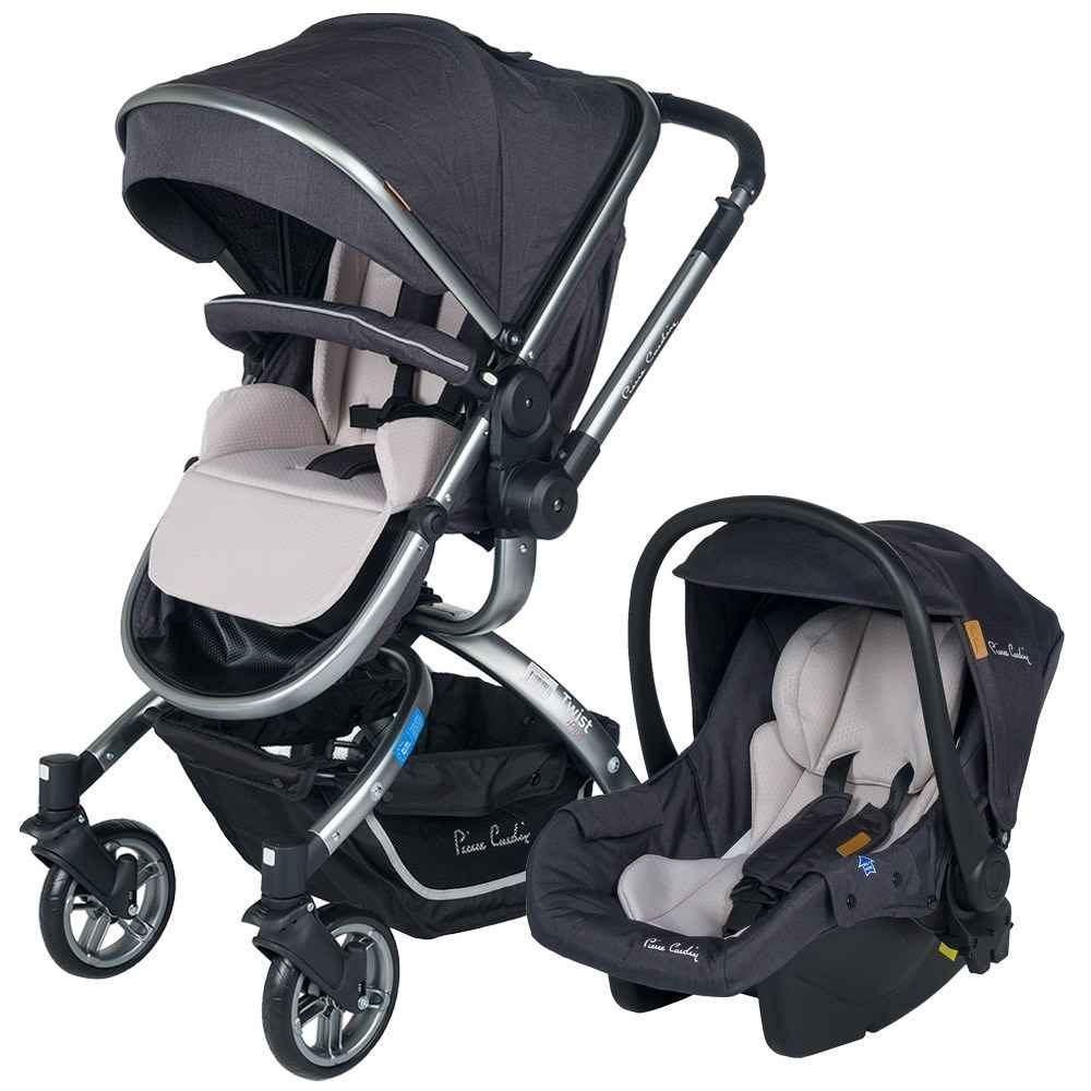 Travel Sistem Bebek Arabası Ergonomik ve Kompakt