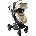 WellGro Bebek Arabası ile Bebeğiniz Hep Rahat Etsin