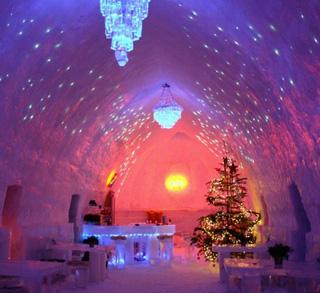 Buz Oteli Deneyimi