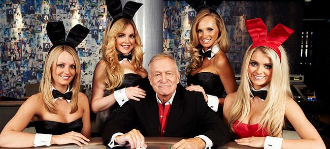 Playboy Malikanesi'nde yaşanan Playboy Malikanesi'nde kalır!