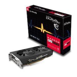 Modern İşlemci Yongası Taşıyan Sapphire AMD Radeon RX 570 Pulse
