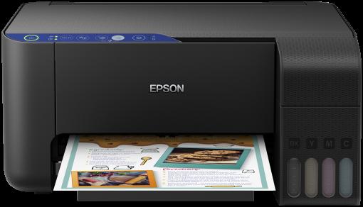 Epson EcoTank L3151 Wifi Mürekkep Püskürtmeli Yazıcı ile Yeni Nesil Baskı