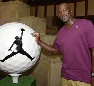 Michael Jordan Golf Turnuvası