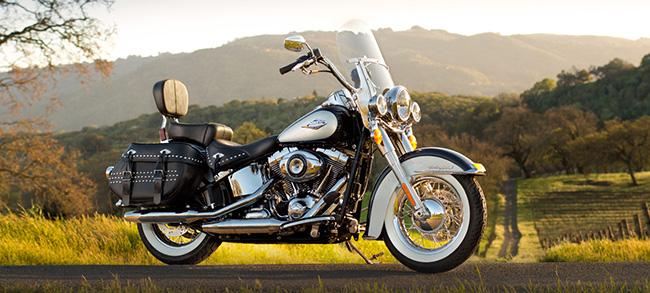 Harley Davidson ile Güney İngiltere Turu