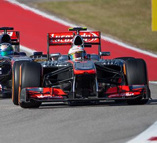Formula 1 Amerika'da