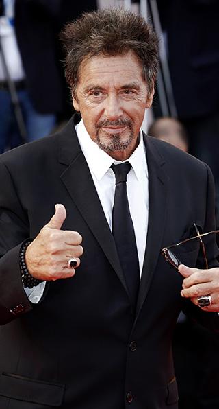 Al Pacino ile Unutulmaz Deneyim