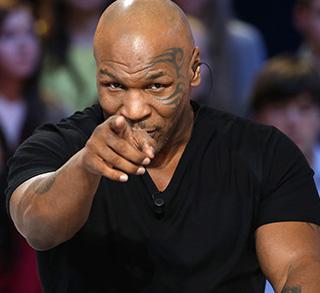 Mike Tyson ile Teke Tek Maç