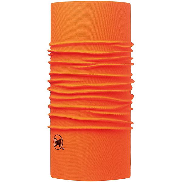 Buff Solid Orange Fluor Bandana