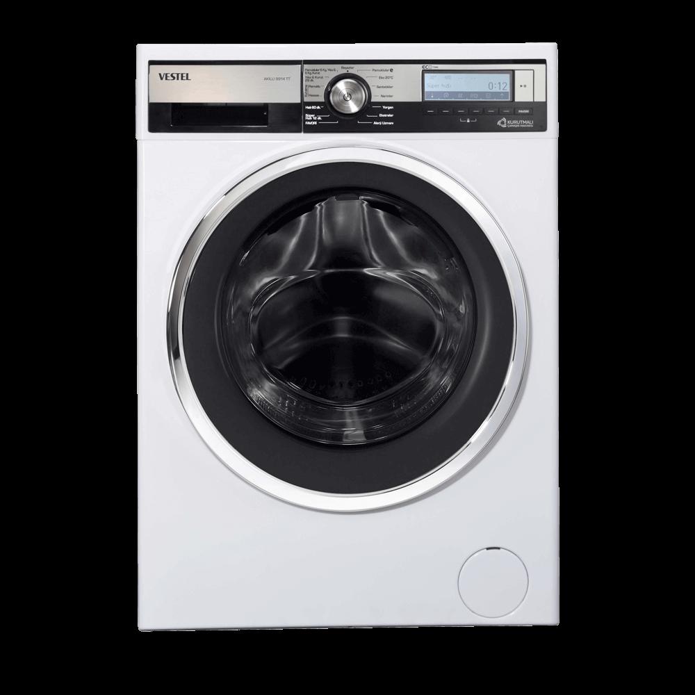 Vestel Çamaşır Makineleri ile Kıyafetlerinizin Renkleri ve Desenleri Hiç Solmasın!