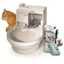 Kedi Tuvaleti İle Birlikte Kullanılmalı