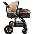 WellGro Bebek Arabası Hem Size Hem de Bebeğinize Uyum Sağlıyor