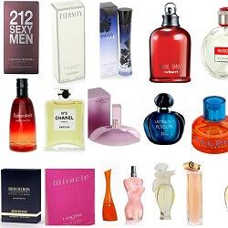 En Çok Tercih Edilen Parfüm Markaları