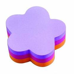 Renk Renk, Çeşit Çeşit Yapışkanlı Kağıtlar