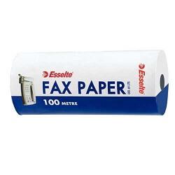 Faks Kağıdı Ruloları