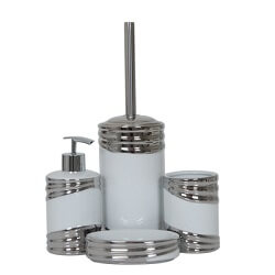 Çelik Banyo Seti