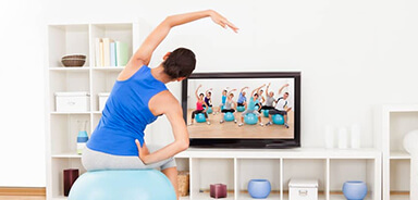 Evde Yapabileceğiniz Pilates Hareketleri
