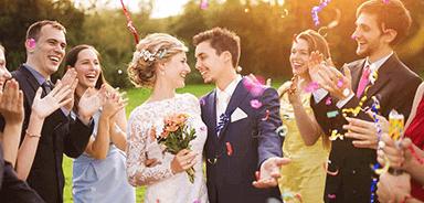 Yaz İçin Düğün Mekanları