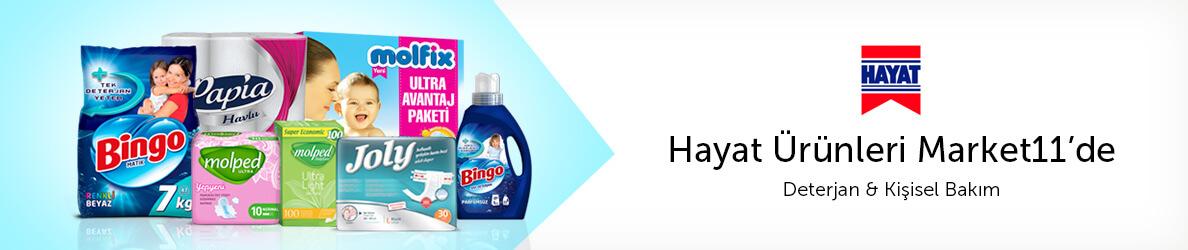 Hayat Kimya Ürünleri