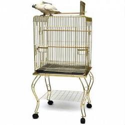 Papağan Kafesi Nasıl Olmalı?