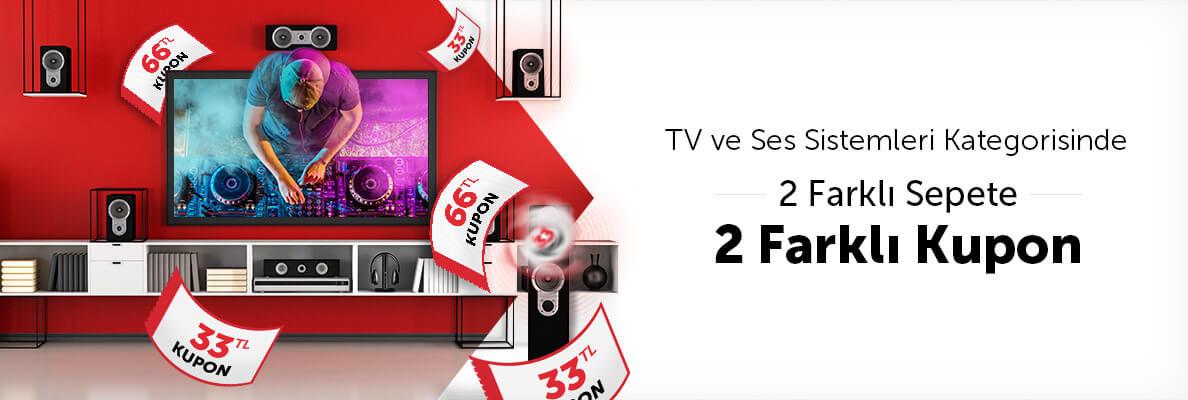 Televizyon & Ses Sistemleri Kampanyası