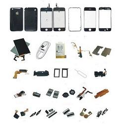Telefon Kasası, Tuş Takımı ve Diğer Parçalar