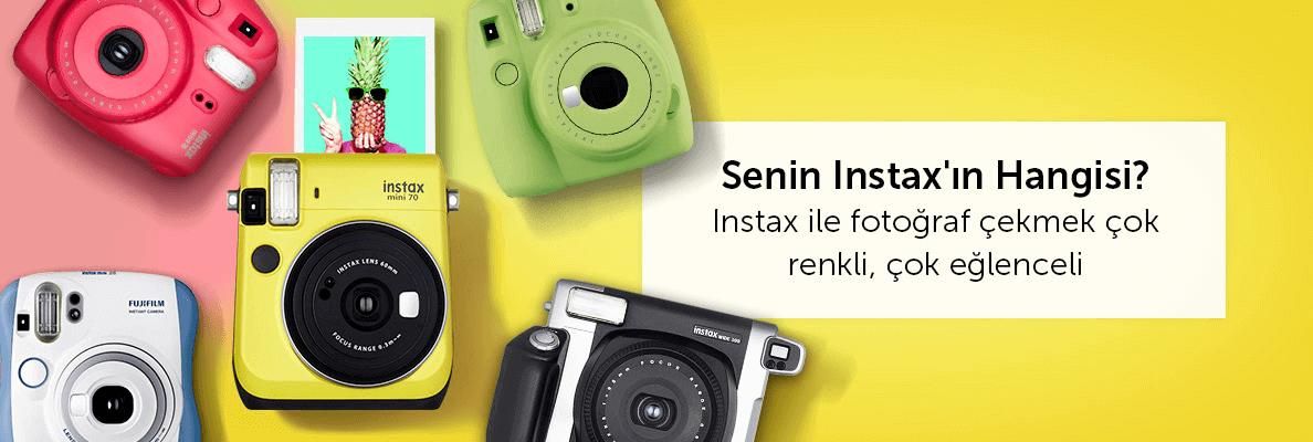 Instax Fotoğraf Makinası
