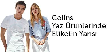 Colin's Yaz Ürünlerinde Etiketin Yarısı  - n11.com